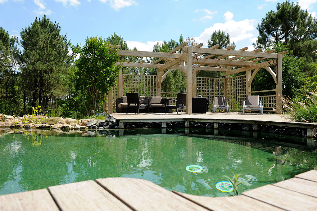 piscine hotel mas baume h tel de charme en ard che mas de baume. Black Bedroom Furniture Sets. Home Design Ideas